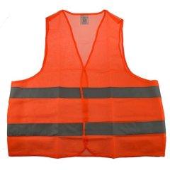 reflektierende Warnweste nach EN 471 bzw. EN 20471, Farbe orange