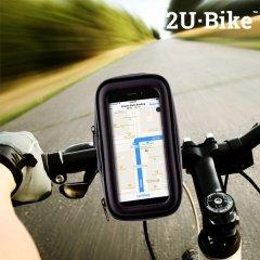 Smartphonehülle mit Halterung für Fahrräder