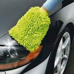 Microfaser Waschhandschuh für Auto und Haushalt
