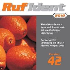 RufIdent 42, Frühjahr 2019