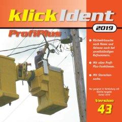 klickIdent ProfiPlus 43, Herbst 2019