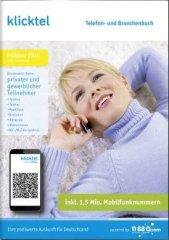 klickTel Telefon- und Branchenbuch Frühjahr 2020