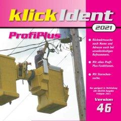 klickIdent ProfiPlus 46, Frühjahr 2021