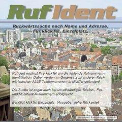 RufIdent 46, Frühjahr 2021