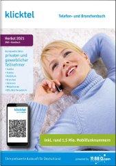 klickTel Telefon- und Branchenbuch Herbst 2021