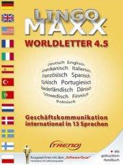 Lingomaxx Worldletter 4.5