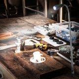 Teleskop-Taschenlampe mit Magnetheber