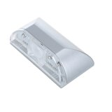 Automatische LED-Beleuchtung für Türschloss usw., silber