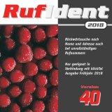 RufIdent 40, Frühjahr 2018