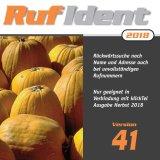 RufIdent 41, Herbst 2018