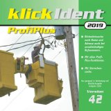 klickIdent ProfiPlus 42, Frühjahr 2019
