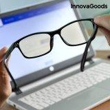 Augenschonende Bildschirm-Brille mit Blaulicht-Filter
