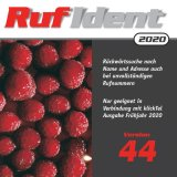 RufIdent 44, Frühjahr 2020