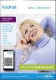 VERGRIFFEN:   klickTel Telefon- und Branchenbuch Herbst 2020