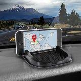 Anti-Rutschauflage und Smartphone-Halterung