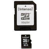 Ultra-Highspeed microSDHC - Speicherkarte 32 GB, Class10